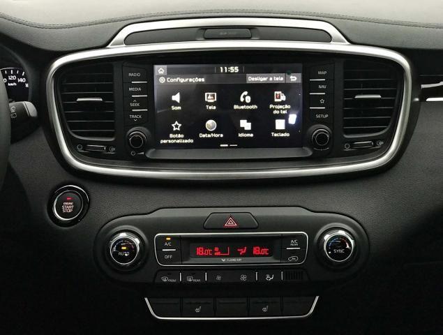 KIA SORENTO 2019/2019 3.5 V6 GASOLINA EX 7L AWD AUTOMATICO - Foto 13