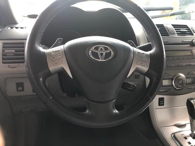 Toyota Corolla Xei 2.0 Automático, 2013, Preto - Foto 8