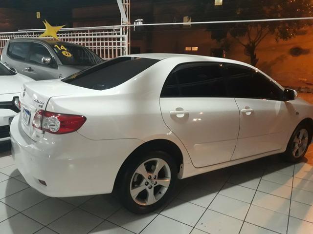Corolla xei 2012 aut impecavel - Foto 4