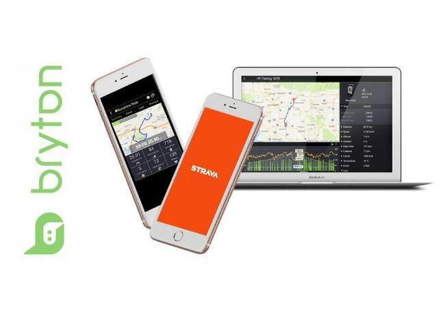 GPS Bryton 310 + Suporte Sram - NOVO - Foto 4