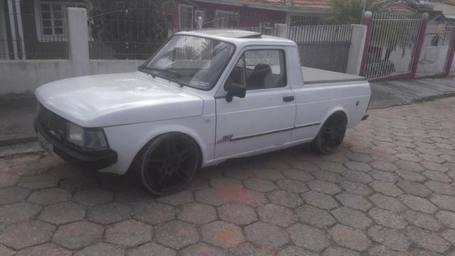 Fiat 147 picape troco - Foto 2