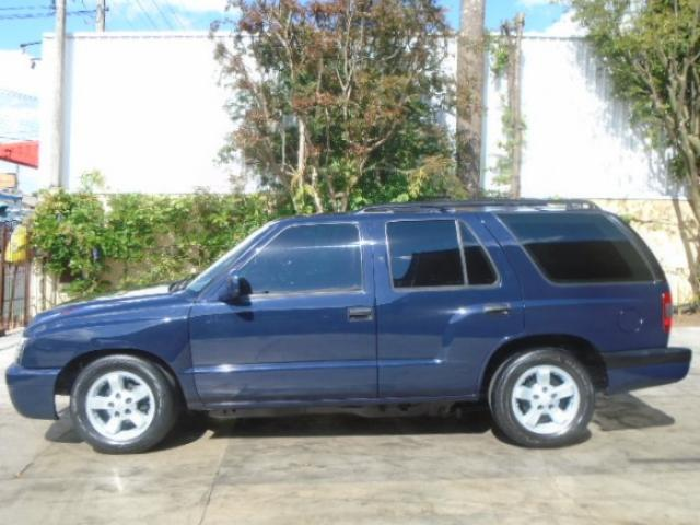 Chevrolet blazer 2005 2.4 mpfi advantage 4x2 8v gasolina 4p manual - Foto 14