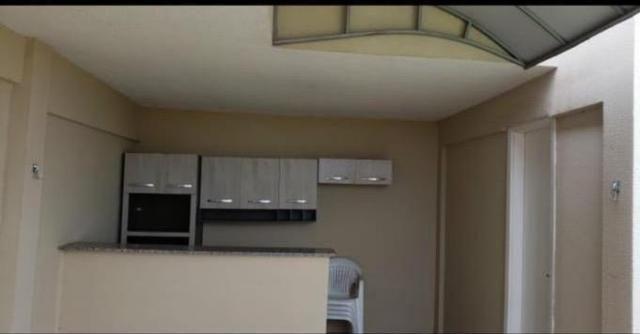 Apartamento Duplex com 3 dormitórios à venda, 108 m² por R$ 350.000 - Porto - Cuiabá/MT - Foto 2