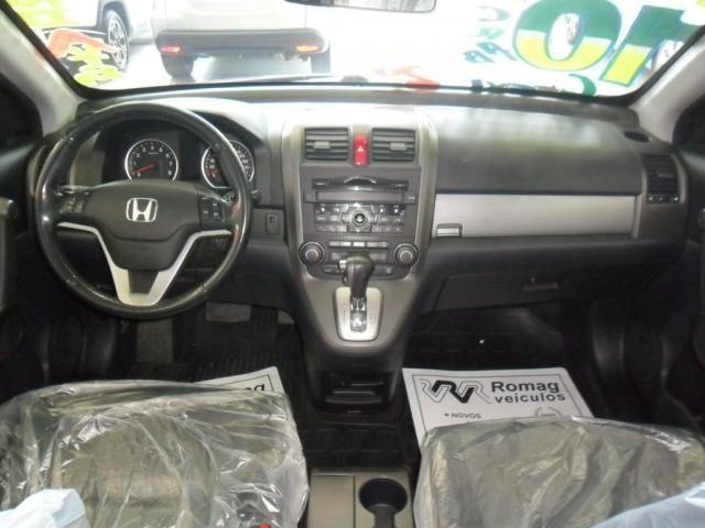 HONDA CRV 2010/2010 2.0 EXL 4X4 16V GASOLINA 4P AUTOMÁTICO - Foto 6