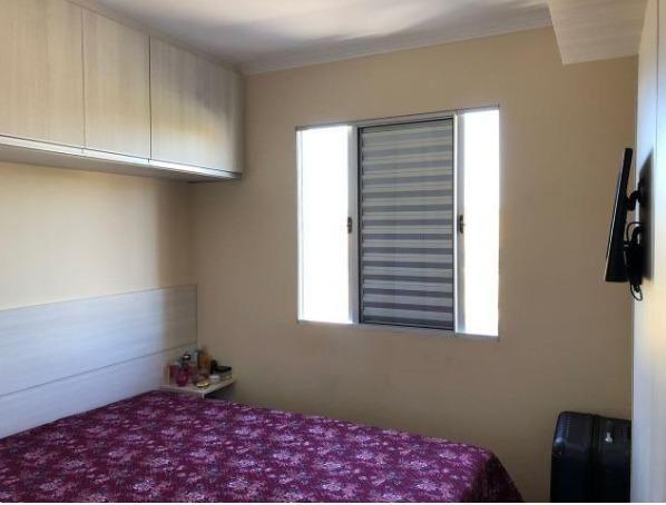 Lindo Apto com armários planejados Residencial Eviva - Foto 4