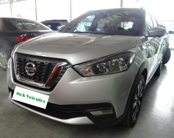 Nissan Kicks 2017 Automático