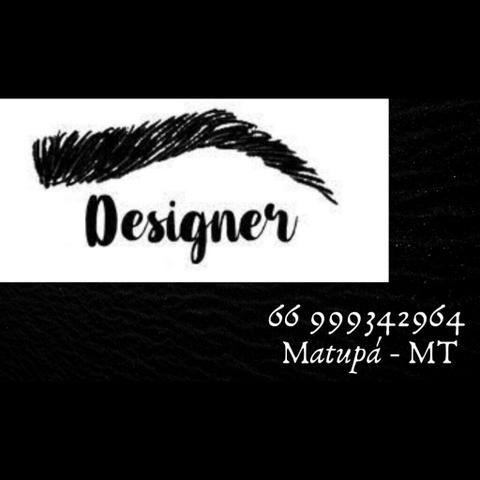 Design de sobrancelha em Matupá - Foto 2