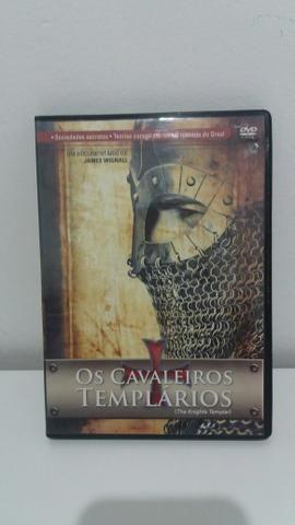 Dvd Os Cavaleiros Templários ( Original )