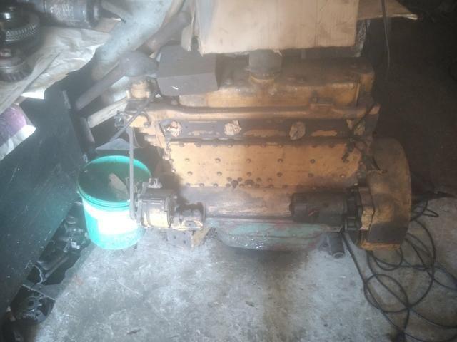 Motor Mercedes 3806