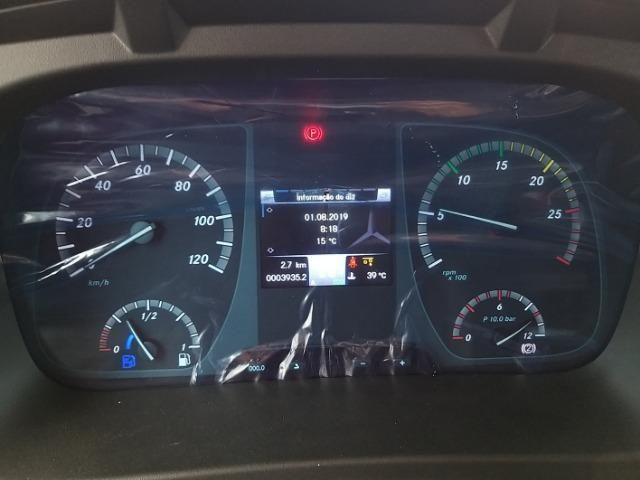 Mercedes-benz Axor 2536 Teto Alto - Selectrucks - Foto 10
