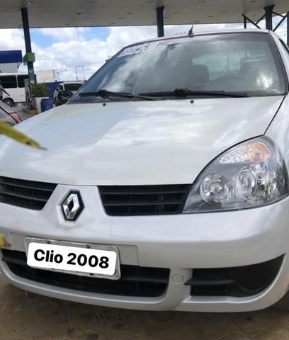 Clio 1.0 sedan novíssimo 2008