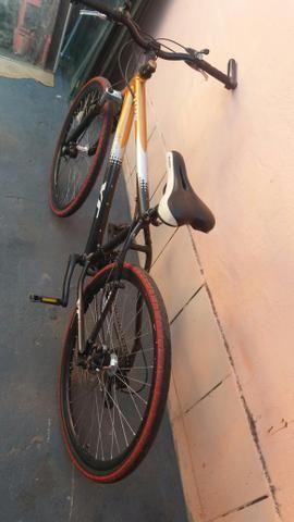Vendo bicicleta aro 26 zero