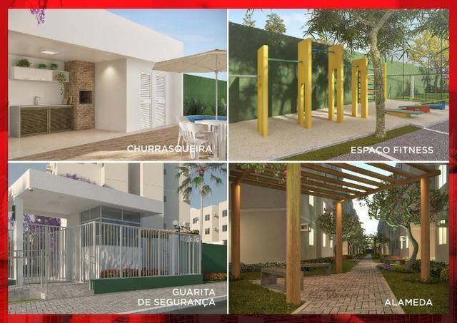 Apartamento com 2 quartos no Janga, excelente localização e área de lazer completa - Foto 7