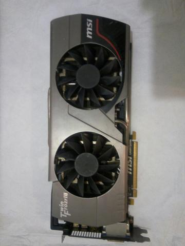 Placa de Vídeo MSI 6970 2GB