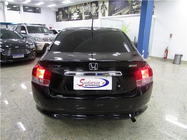 Honda City 1.5 lx 16v flex 4p automático - Foto 6