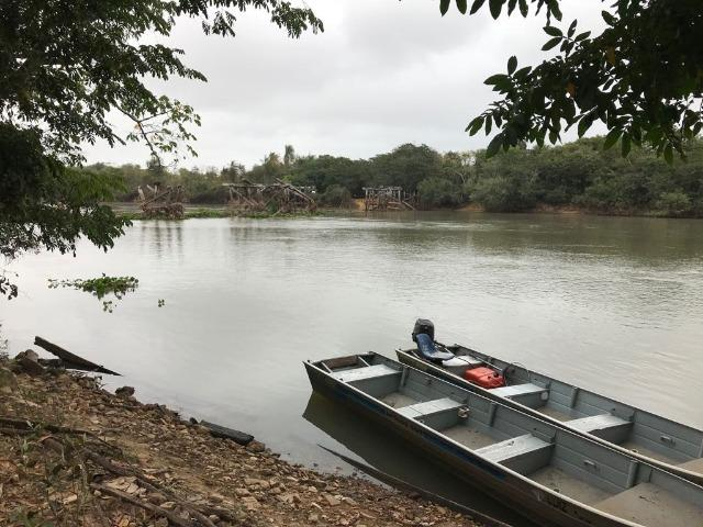 Pesqueiro 3 hectares á venda beira do rio jauru (caceres) - Foto 6