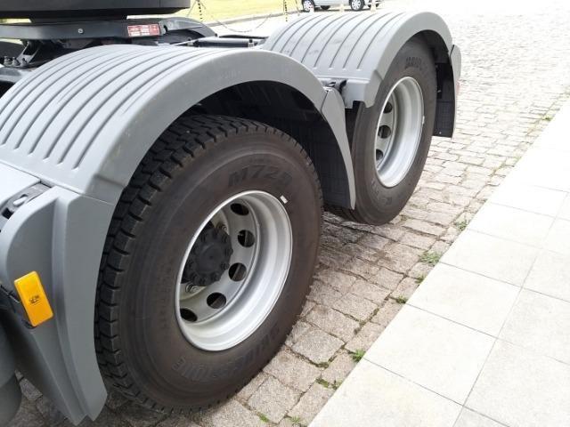 Mercedes-benz Axor 2536 Teto Alto - Selectrucks - Foto 12