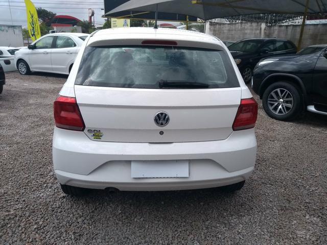 VW Gol 1.0 12v 4P 2019 Completo - Foto 2