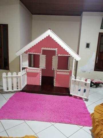Casinhas em madeira para crianças - Foto 2