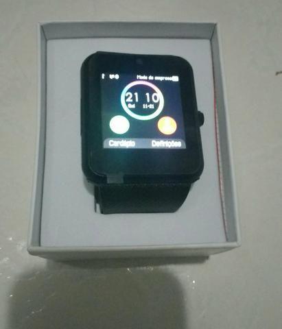 Relógio bluetooth (smartwatch)