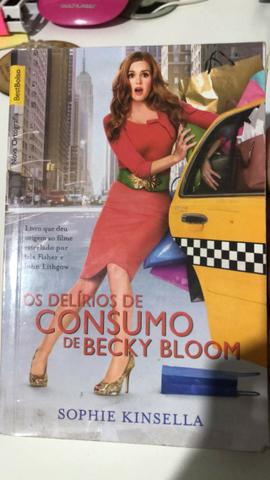 Livro: Os delírios de consumo de Becky Bloom