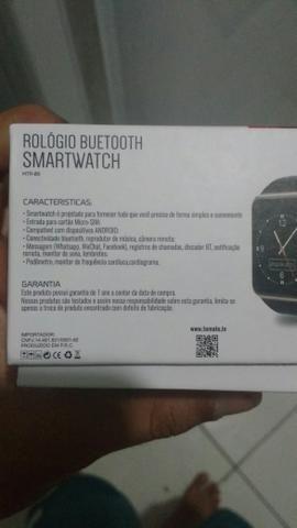 Relógio bluetooth (smartwatch) - Foto 3