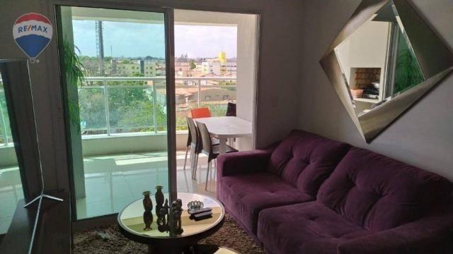 Apartamento alto padrão na parquelândia no gran place - Foto 19