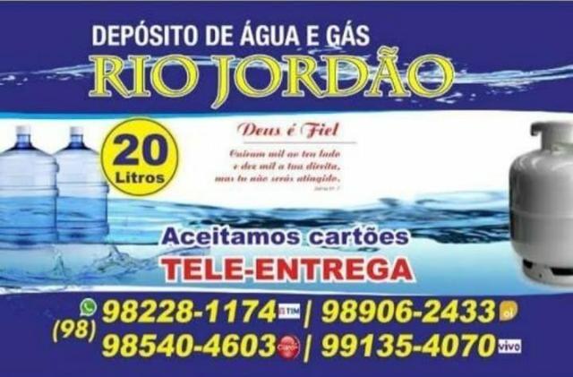 Rio Jordão Gás e Água