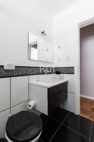 Apartamento à venda com 1 dormitórios em São joão, Porto alegre cod:HT207 - Foto 20