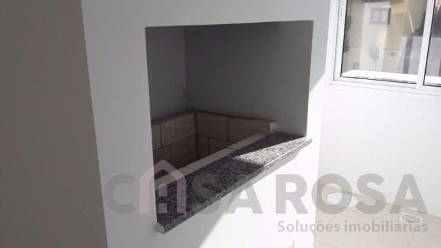Apartamento à venda com 2 dormitórios em Aparecida, Flores da cunha cod:1677 - Foto 15