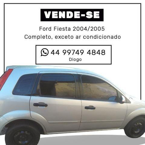 Carro Ford Fiesta 2004