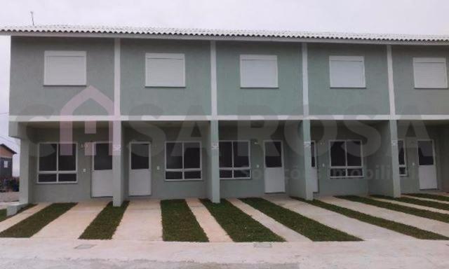 Casa à venda com 2 dormitórios em Nossa senhora das graças, Caxias do sul cod:543