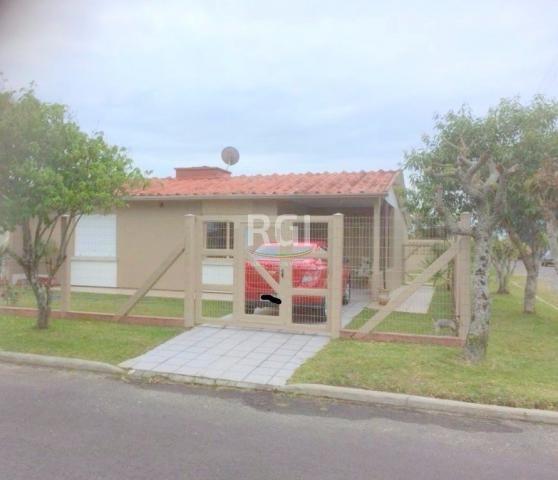 Casa à venda com 2 dormitórios em Atlântida sul (distrito), Osório cod:LI261150