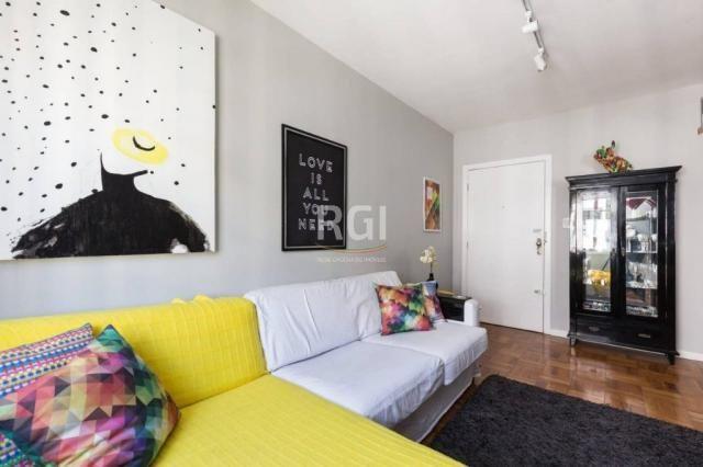 Apartamento à venda com 1 dormitórios em São joão, Porto alegre cod:HT207 - Foto 8