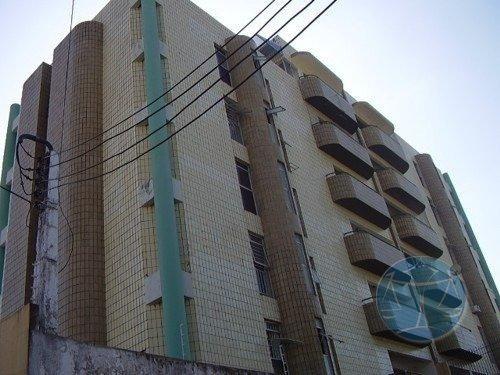 Apartamento à venda com 3 dormitórios em Barro vermelho, Natal cod:10673