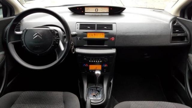 Citroen C4 Pallas Exclusive 2.0 16V Flex Aut 2013 Prata Completo Muito Novo Doc OK - Foto 5