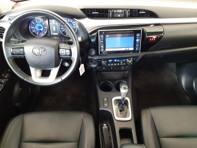 Hilux CD SRV 4x4 2.8 TDI Diesel Aut. - Foto 8