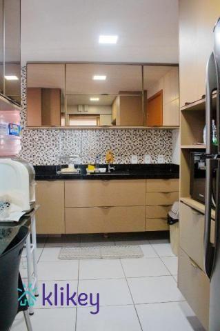 Apartamento à venda com 3 dormitórios em Fátima, Fortaleza cod:7443 - Foto 17