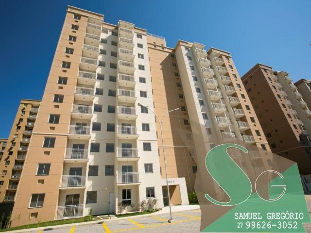 SAM - 125 - Via Sol - 48m² - Condições de pagamento facilitadas - Serra, ES