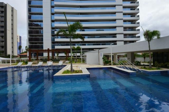 (JAM)TR36934 Apartamento a venda no Meireles oportunidade com 225 m² 4 Suites 5 vagas - Foto 3