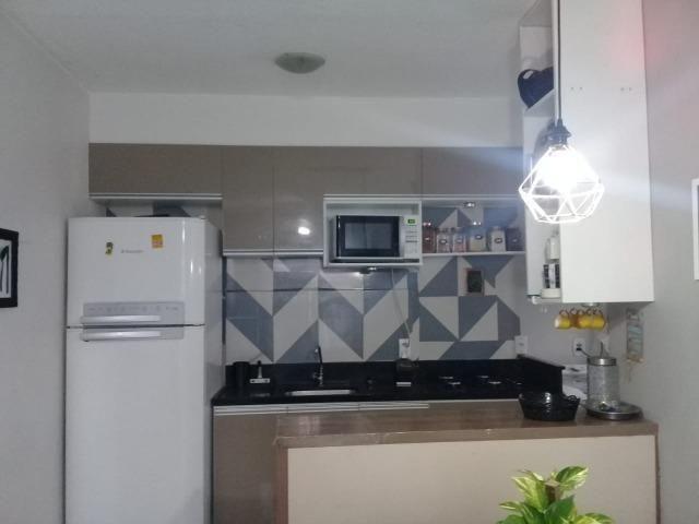 FB - Apto 3Qts Lazer Completo Decorado 2°Andar -Vila Itacaré - Foto 2