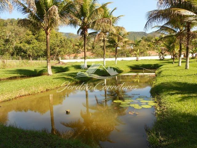Jordão Corretores - Ótimo sítio 100% plano em Agrobrasil - Foto 9
