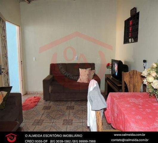 QR 209 Ótima casa. Escriturada - Foto 2