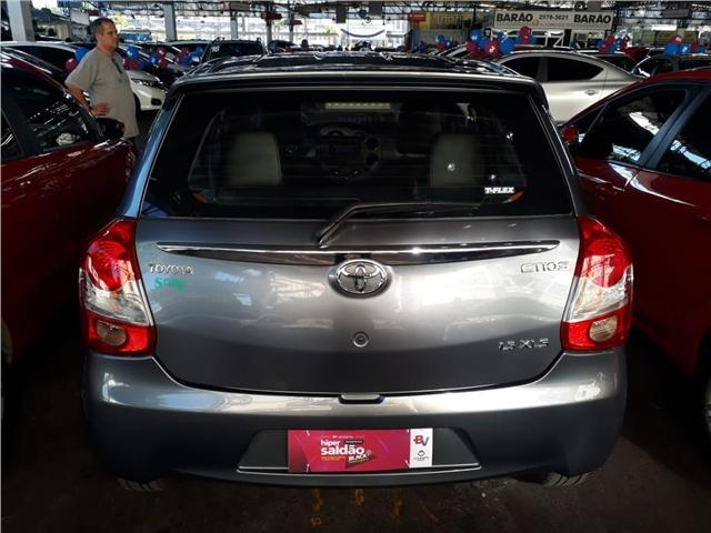 Toyota Etios 1.5 xls 16v flex 4p manual - Foto 10
