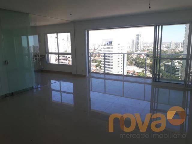 Apartamento à venda com 4 dormitórios em Setor marista, Goiânia cod:NOV87659