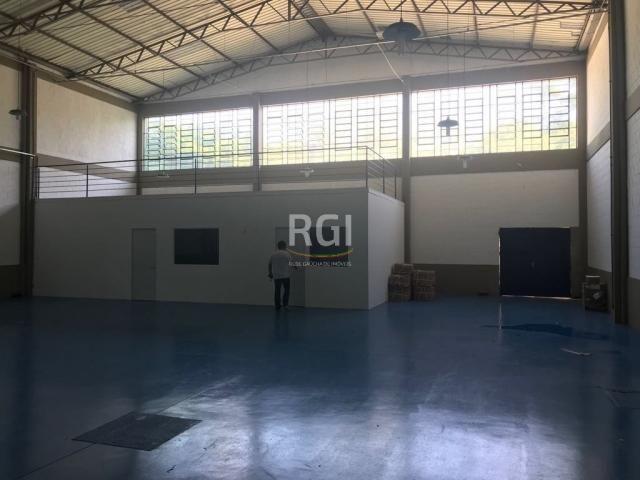 Galpão/depósito/armazém à venda em Igara, Canoas cod:LI50877324