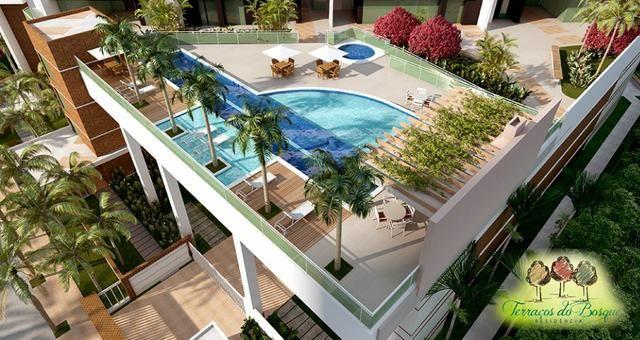 Apartamento com 3 dormitórios à venda, 87 m² Parquelândia - Fortaleza/CE