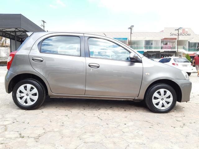 Toyota Etios XS 1.5 Automático 16/17 - Troco e Financio!! - Foto 4
