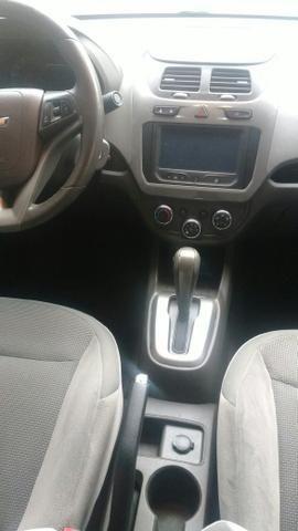 01- cobalt 1.8 automático pronto pra ir pra sua garagem melhor negociação na troca - Foto 4