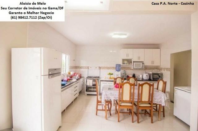 Aloisio Melo Vde: 350m², Terrea, 4 Qtos (1 Suite c/closet), Toda com armários, Porcelanato - Foto 6